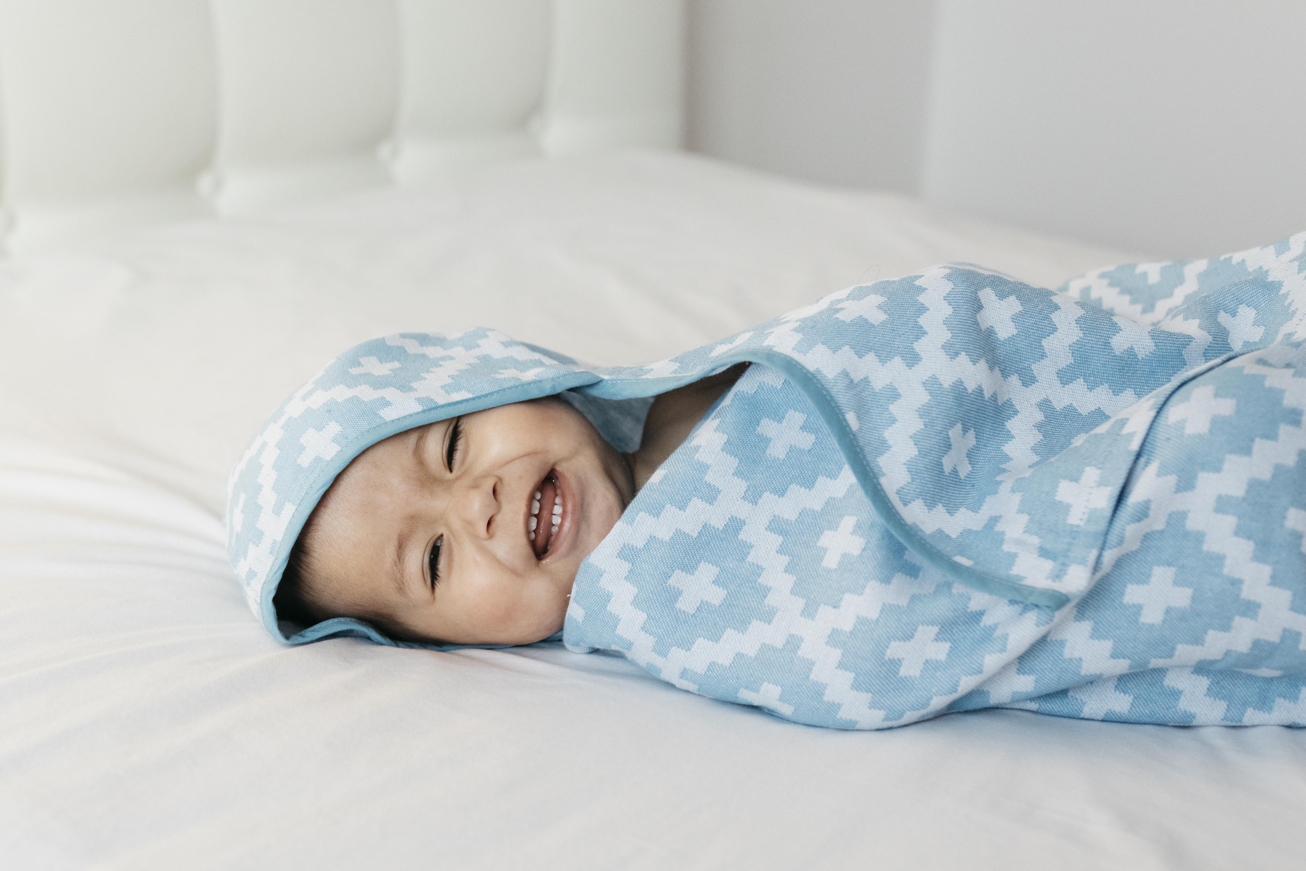 baby handdoek