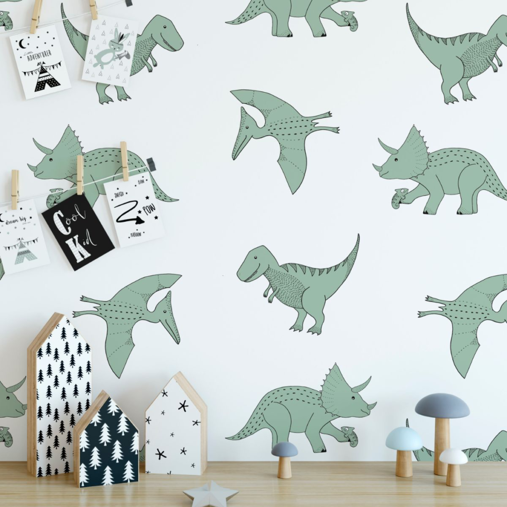 hang kinderkamer dino