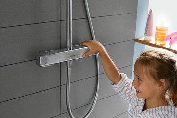 kindvriendelijke douche