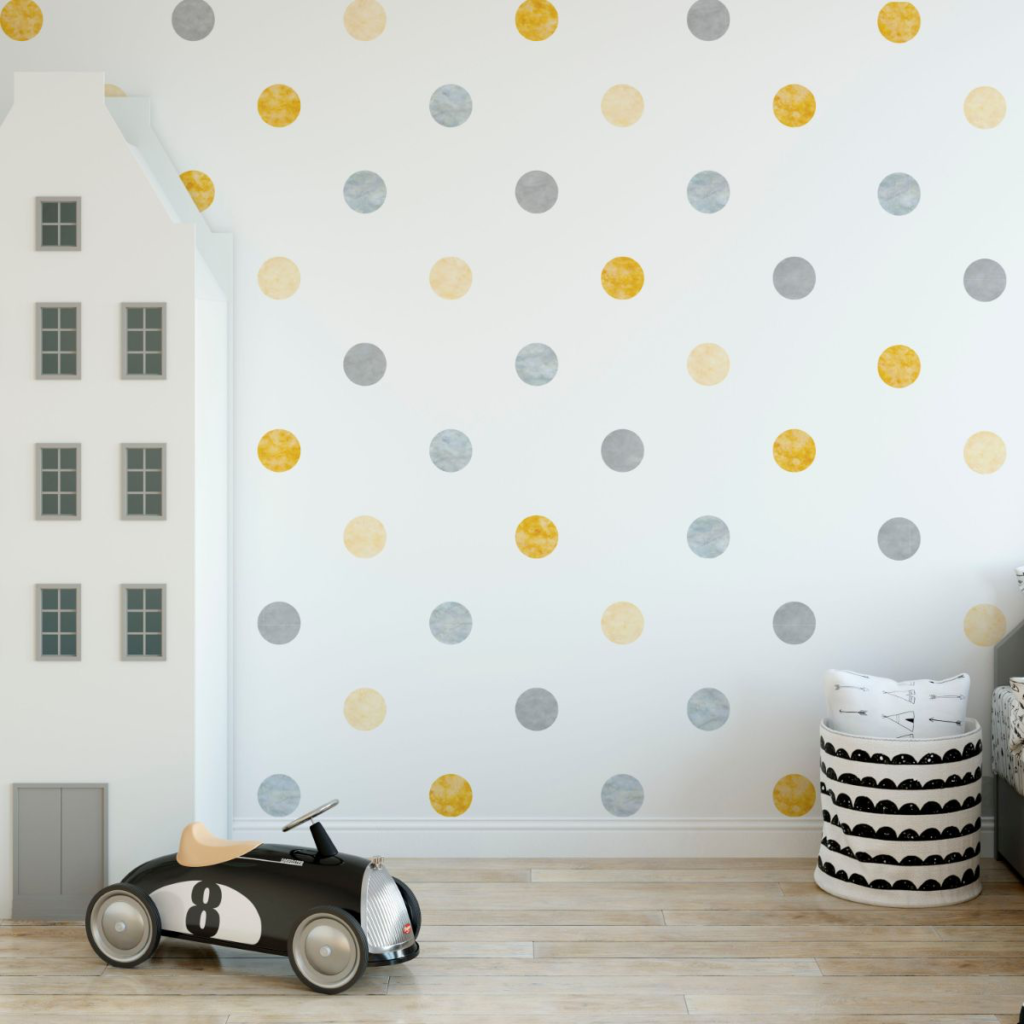 muursticker dots