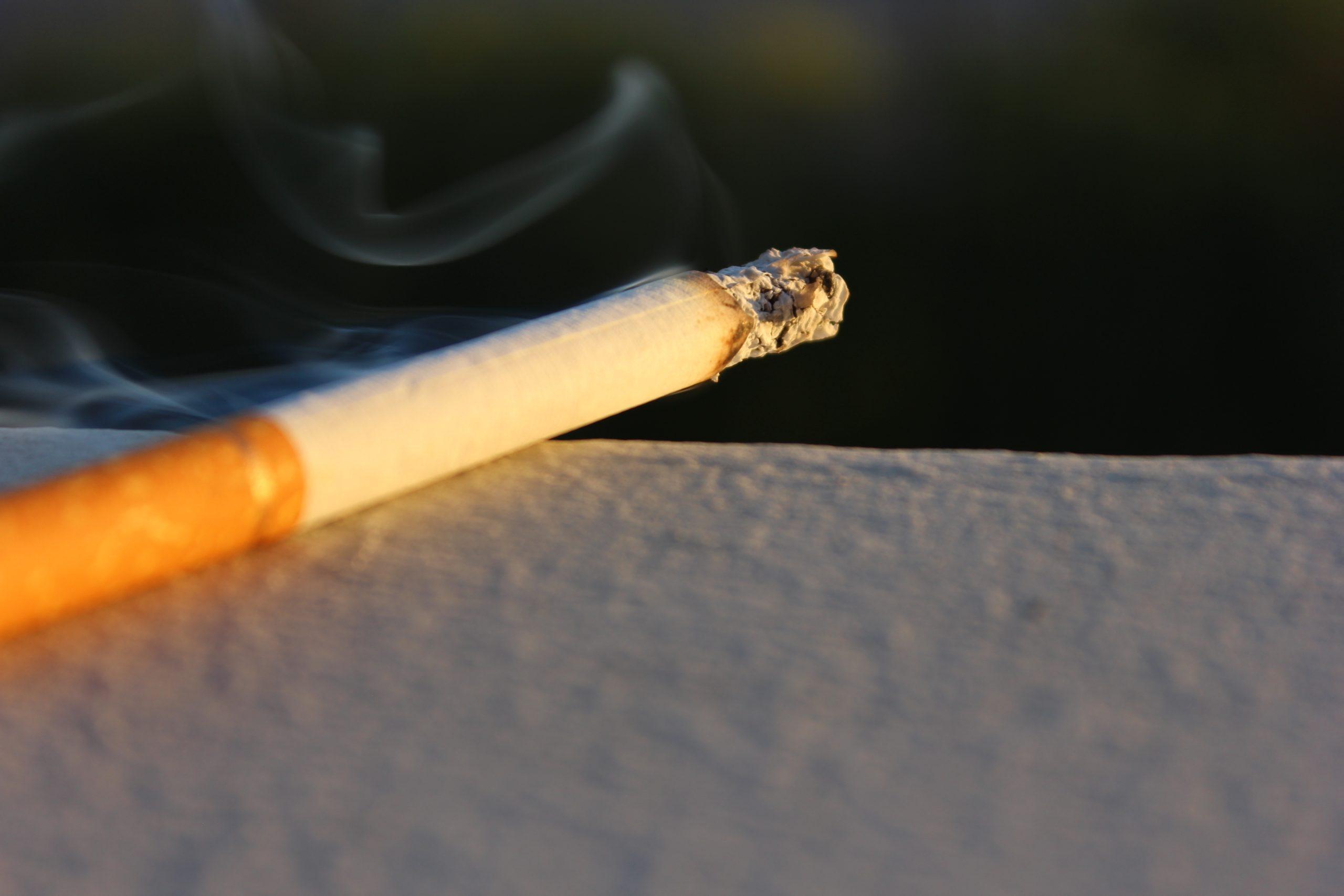roken zwangerschap