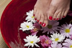voetverzorging zwanger