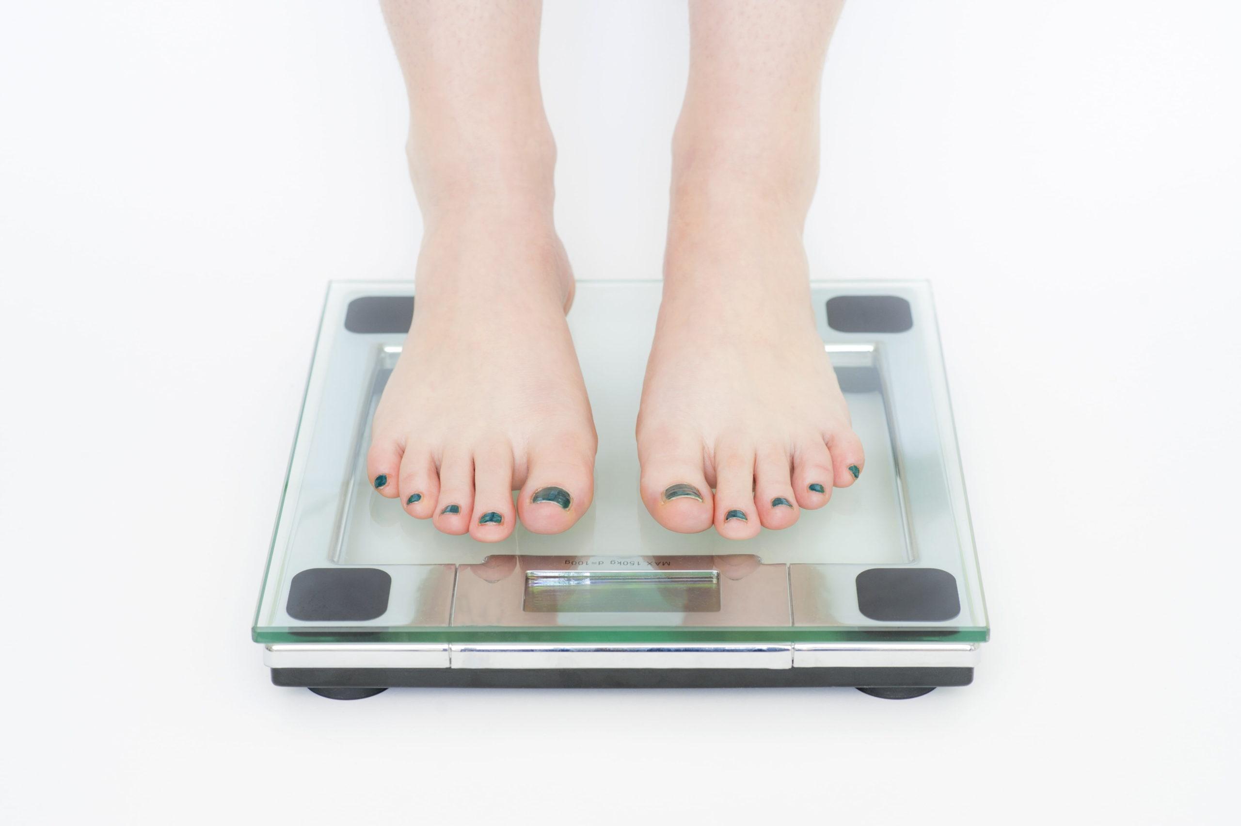 gewichtsoename tijdens de zwangerschap