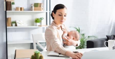 Aan het werk na je zwangerschap
