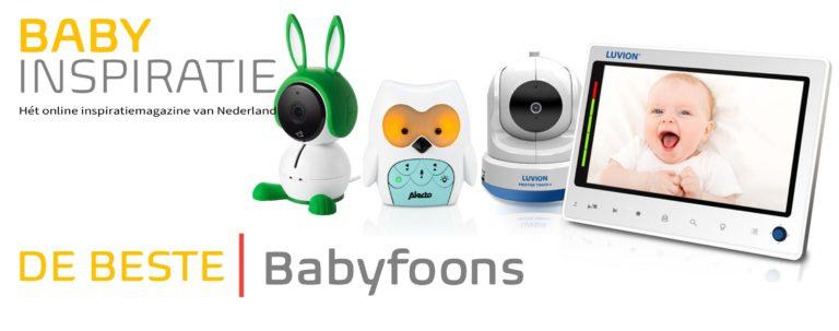 babyinspiratie.nl de beste babyfoons