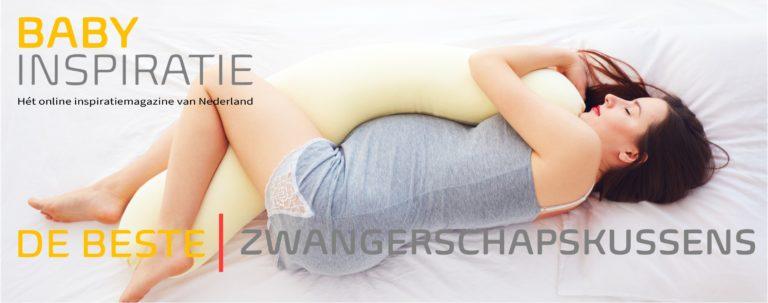 babyinspiratie.nl de beste zwangerschapskussens