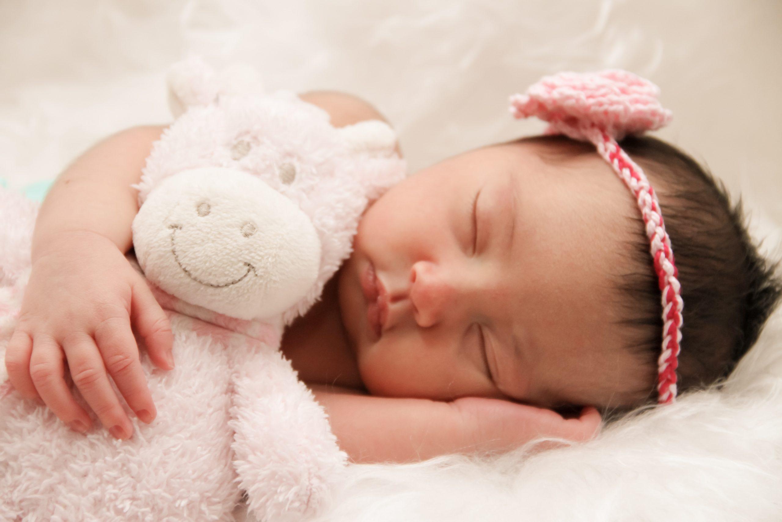 Het slaapschema van je baby