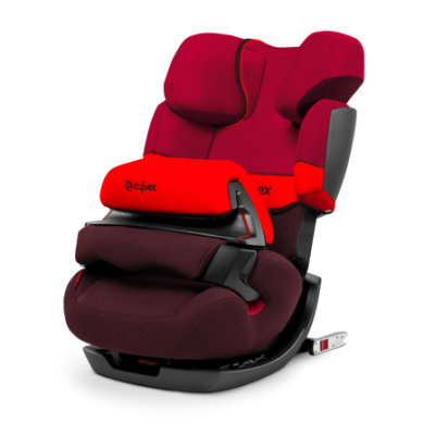Cybex Autostoel Pallas-fix Rumba Red Collectie 2014
